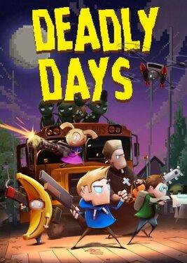 Deadly Days постер (cover)
