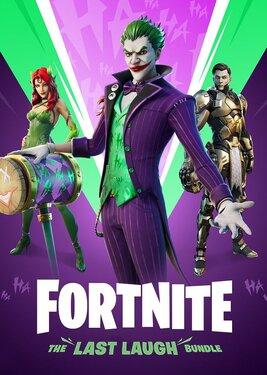 Fortnite - The Last Laugh Bundle постер (cover)