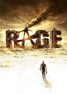 Rage постер (cover)