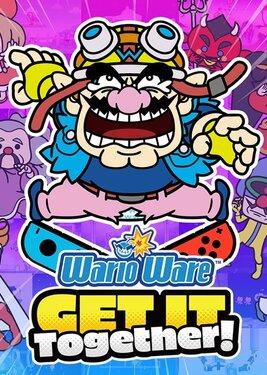 WarioWare: Get It Together! постер (cover)