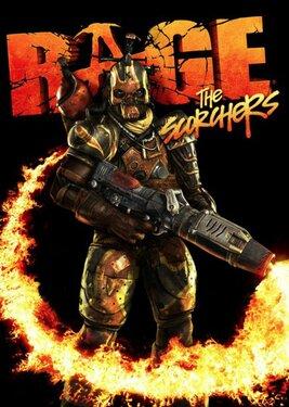 Rage: The Scorchers постер (cover)