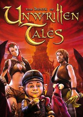The Book of Unwritten Tales постер (cover)
