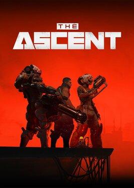 The Ascent постер (cover)