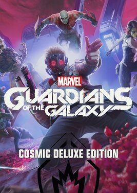 Marvel's Guardians of the Galaxy - Cosmic Deluxe Edition