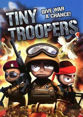 Tiny Troopers постер (cover)