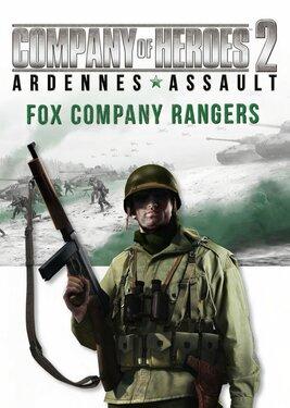 Company of Heroes 2 - Ardennes Assault: Fox Company Rangers постер (cover)