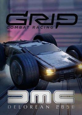 GRIP: Combat Racing - DeLorean 2650 постер (cover)