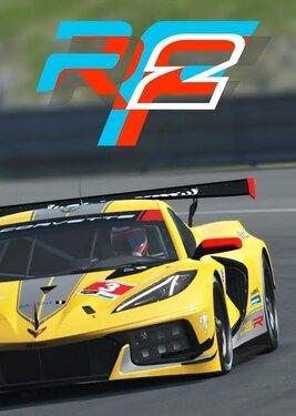 rFactor 2 постер (cover)