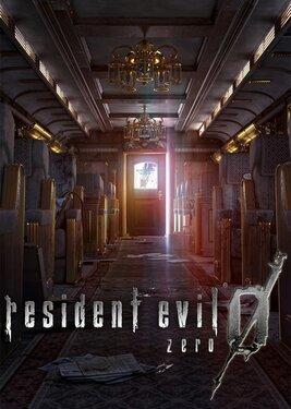 Resident Evil 0 постер (cover)