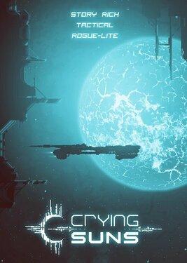 Crying Suns постер (cover)
