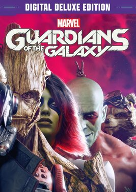 Marvel's Guardians of the Galaxy - Deluxe Edition