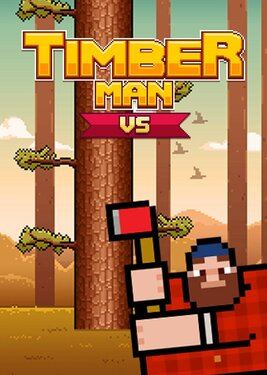 Timberman VS постер (cover)