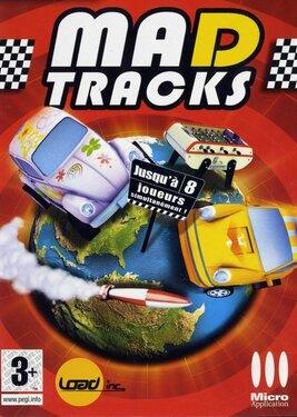 Mad Tracks постер (cover)