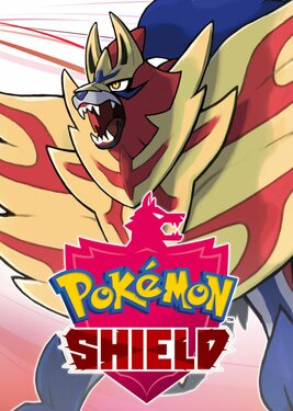 Pokemon Shield постер (cover)