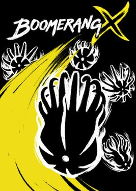 Boomerang X постер (cover)