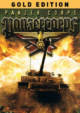 Panzer Corps - Gold Edition постер (cover)