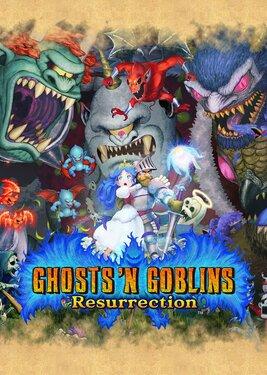 Ghosts 'n Goblins Resurrection постер (cover)