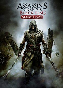 Assassin's Creed IV: Black Flag - Season Pass постер (cover)