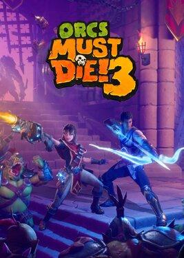 Orcs Must Die! 3 постер (cover)