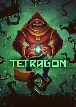 Tetragon постер (cover)