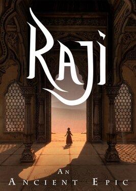 Raji: An Ancient Epic постер (cover)