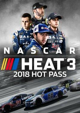 NASCAR Heat 3 - 2018 Hot Pass постер (cover)