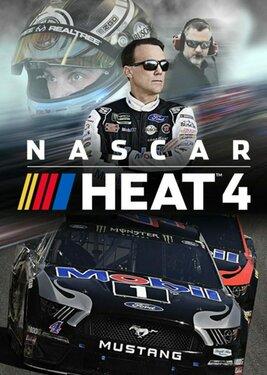 NASCAR Heat 4 постер (cover)