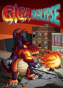 Gigapocalypse постер (cover)