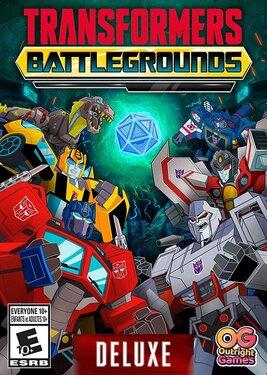 TRANSFORMERS: BATTLEGROUNDS - Deluxe Edition постер (cover)