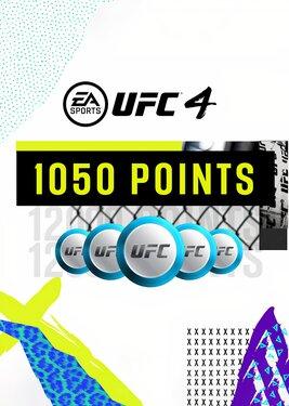UFC 4 - 1050 UFC POINTS постер (cover)