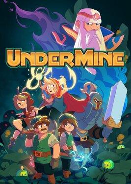 UnderMine постер (cover)