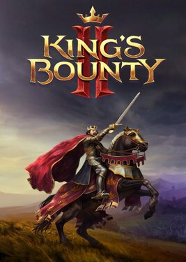 King's Bounty II постер (cover)
