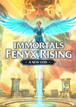 Immortals Fenyx Rising: A New God постер (cover)