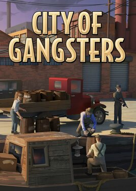 City of Gangsters постер (cover)
