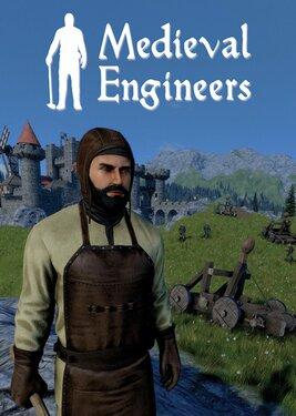 Medieval Engineers постер (cover)