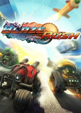 BlazeRush постер (cover)