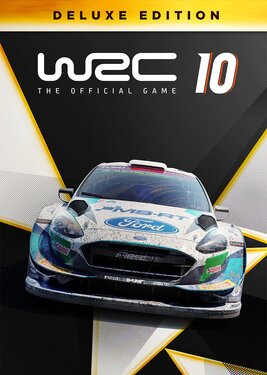 WRC 10 - Deluxe Edition