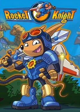 Rocket Knight постер (cover)