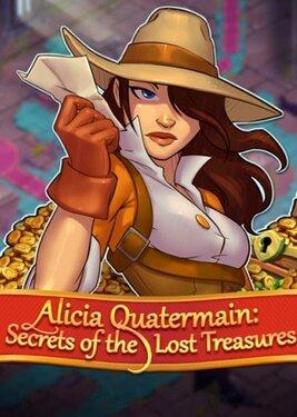 Alicia Quatermain: Secrets Of The Lost Treasures постер (cover)
