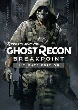 Tom Clancy's Ghost Recon: Breakpoint - Ultimate Edition постер (cover)