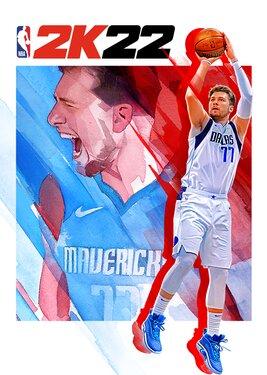 NBA 2K22 постер (cover)