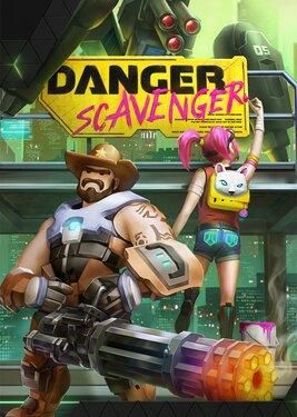 Danger Scavenger постер (cover)