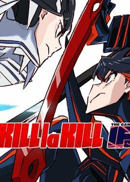 KILL la KILL -IF постер (cover)
