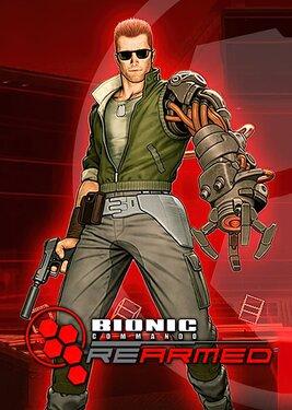 Bionic Commando: Rearmed постер (cover)