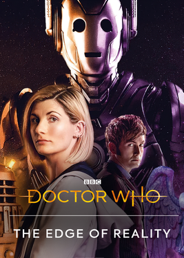 Doctor Who: The Edge of Reality постер (cover)