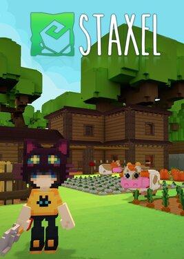 Staxel постер (cover)