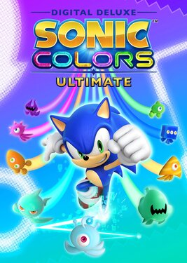 Sonic Colors: Ultimate - Deluxe Edition