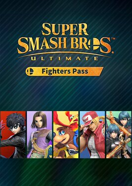 Super Smash Bros. Ultimate: Fighters Pass