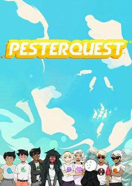 Pesterquest постер (cover)