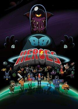 88 Heroes постер (cover)